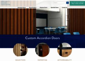 specialtydoors.com