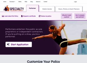 specialtyinsuranceagency.com