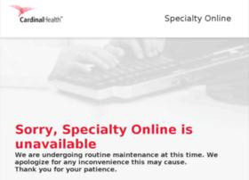 specialtyonline.cardinalhealth.com