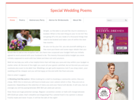 specialweddingpoems.com