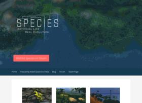speciesgame.com
