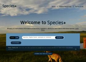 speciesplus.net