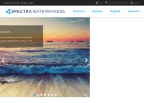 spectrawatermakers.com