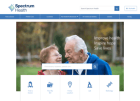spectrum-health.org