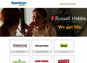 spectrumbrands.com.au