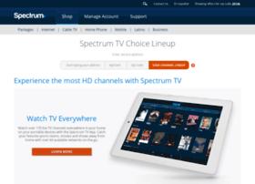 spectrumchoicechannels.com