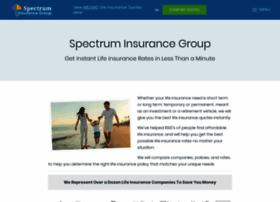 spectruminsurancegroup.com