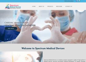 spectrummedicaldevices.com