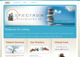 spectrumpsychiatry.com