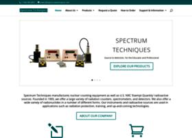 spectrumtechniques.com