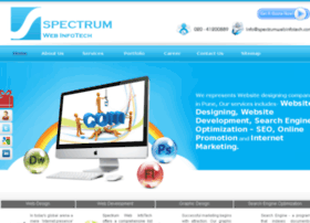 spectrumwebinfotech.com