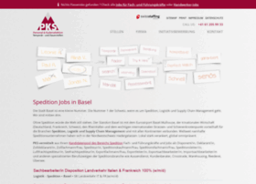 spedition-jobs-basel.ch