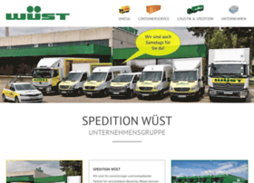 spedition-wuest.de