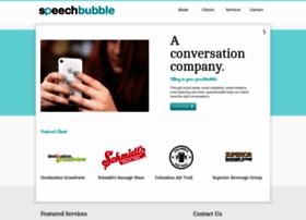 speechbubblepr.com