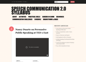 speechcommunicationsyllabus.wordpress.com