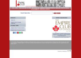 speeches.empireclub.org