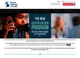 speechpathologyaustralia.org.au