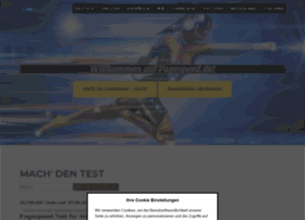 speed-test.pagespeed.de