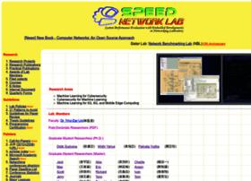speed.cis.nctu.edu.tw