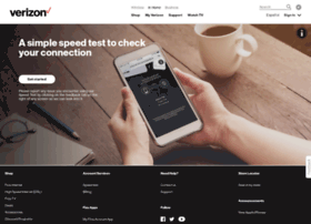 speed.verizon.com