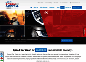 speedcarwash.com