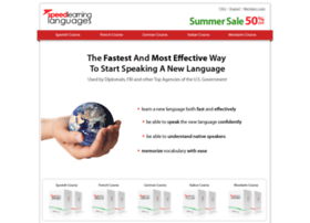 speedlearninglanguages.com