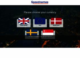 speednames.com