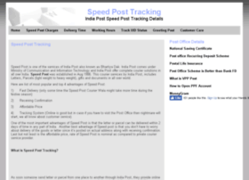 speedposttracking.net.in