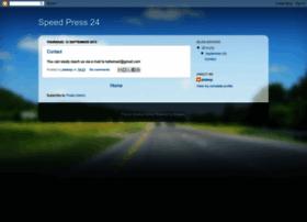 speedpress24.blogspot.com