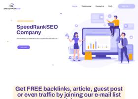 speedrankseo.com