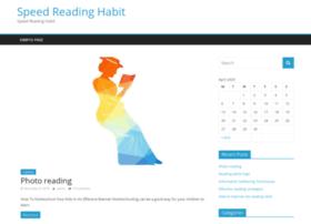 speedreadinghabit.com