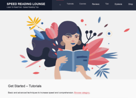 speedreadinglounge.com