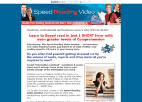 speedreadingvideo.com