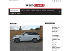 speedrumble.com