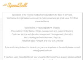 speedsell.co.uk