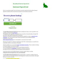 speedtest.raketforskning.com