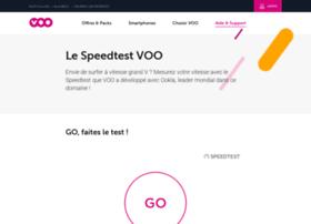 speedtest.voo.be