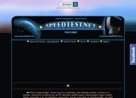speedtestnet.eu