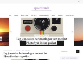 speedtouch.nl