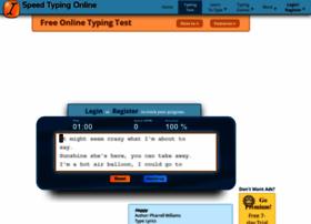 speedtypingonline.com