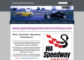 speedwayandroadracehistory.com