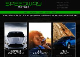 speedwaymotorcars.com