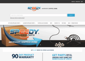 speedyapplianceparts.com