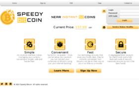 speedybitcoin.co.uk