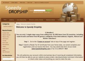 speedydropship.com