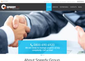 speedygroupservices.co.uk