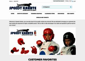 speedykarate.com