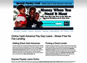 speedypaydaycash.net