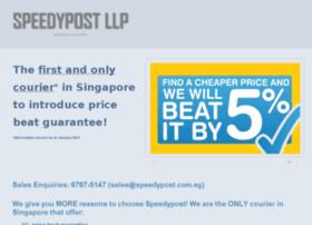 speedypost.com.sg