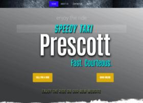 speedytaxiprescott.com
